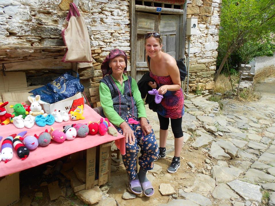 Kristína Balúnová a Peter Huray krátkodoba európska dobrovoľnícka služba - Turecko, Bodrum, 2012 (20)